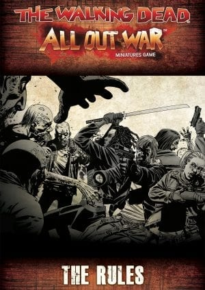 The Walking Dead: All Out War Rulebook Digital