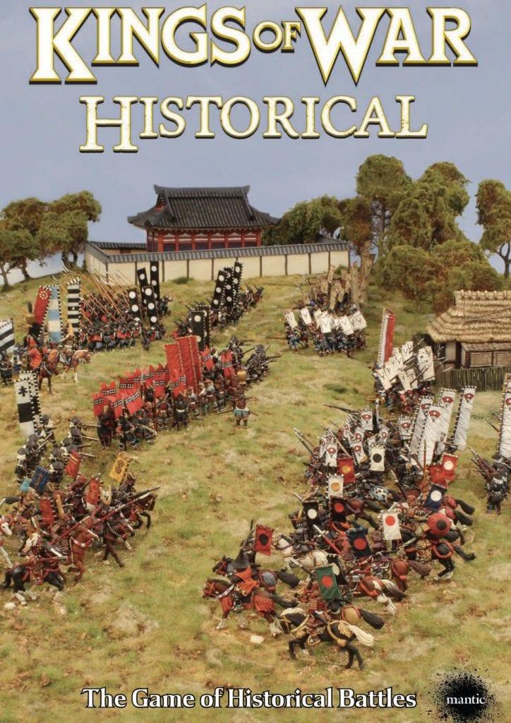 Kings of War Historical Digital