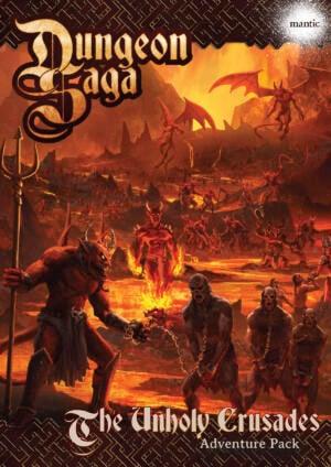 Dungeon Saga: Unholy Crusades Adventure Pack Digital