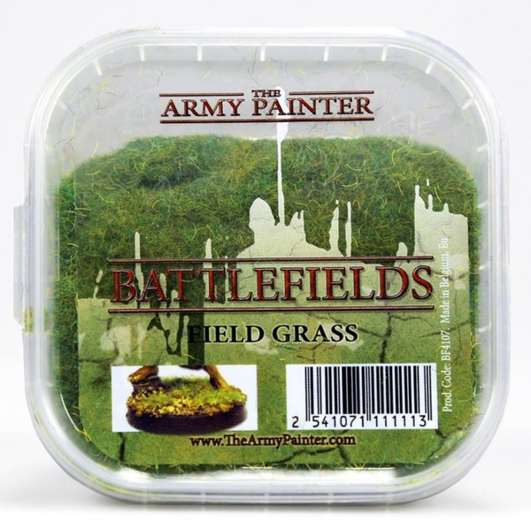 Army Painter Battlefields Field Grass