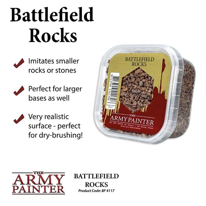 Army Painter Battlefields Battlefield Rocks