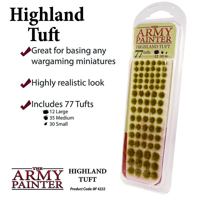Army Painter Battlefields Highland Tuft