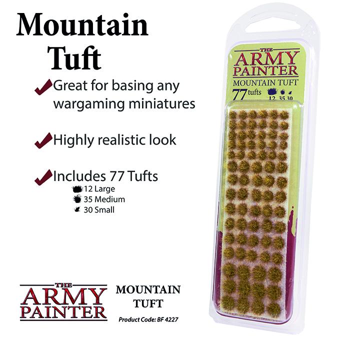Army Painter Battlefields Mountain Tuft