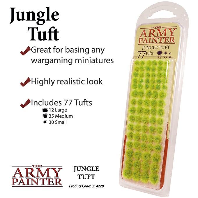Army Painter Battlefields Jungle Tuft