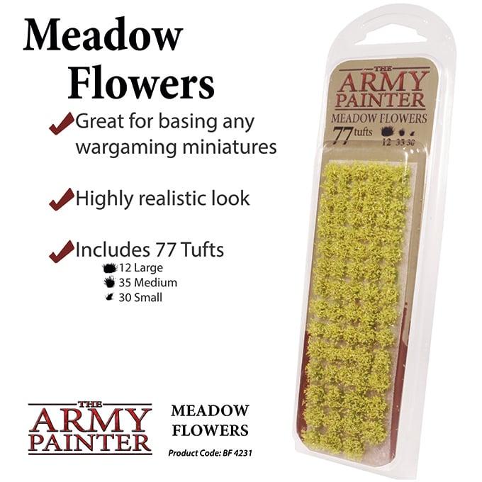 Army Painter Battlefields Meadow Flowers