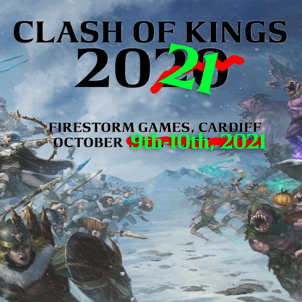 Clash of Kings Tournament 2021
