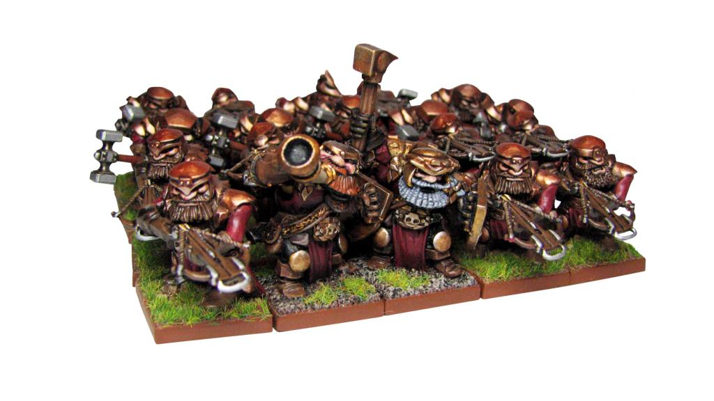 Dwarf Ranger Regiment