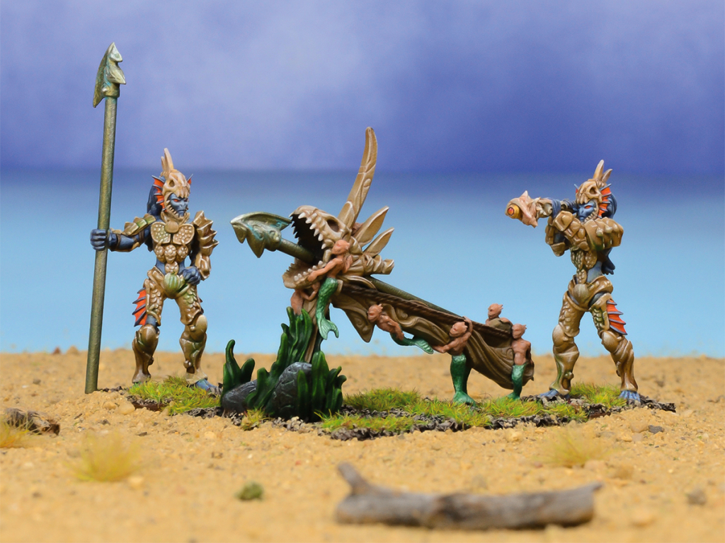 Trident Realm of Neritica Leviathan's Bane (Mantic Direct)