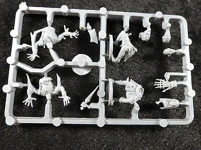 Plastic Frame Undead Ghoul Troop