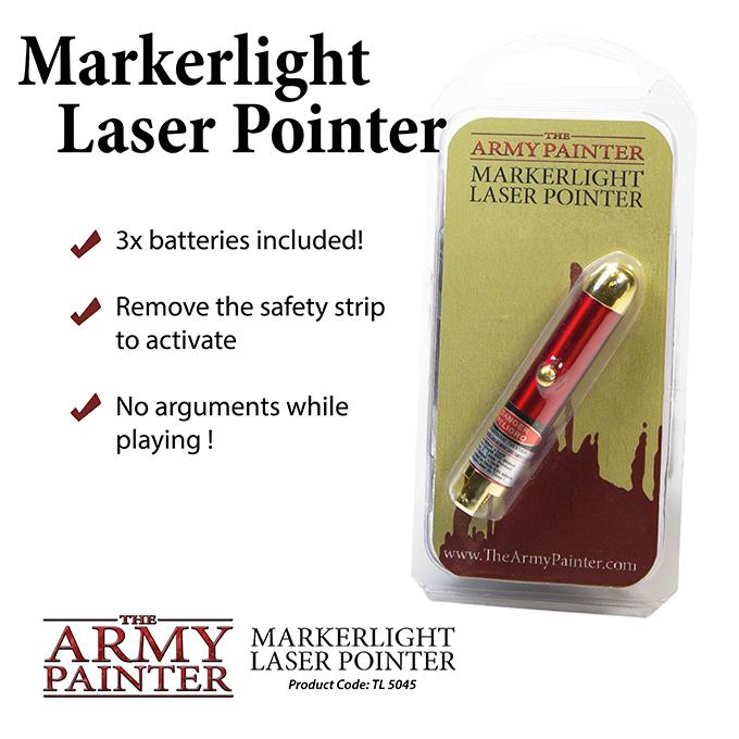 Army Painter Laser Pointer Markerlight