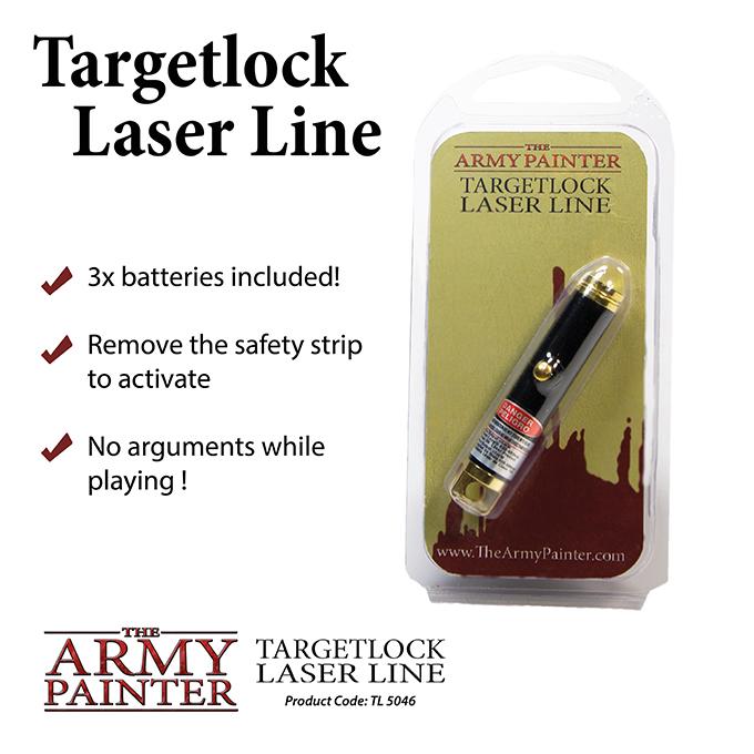 Army Painter Laser Line Targetlock