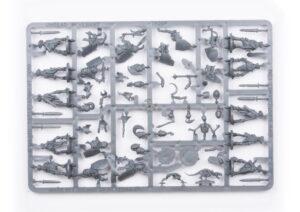 Plastic Frame Undead Revenant Troop (Mantic Direct)