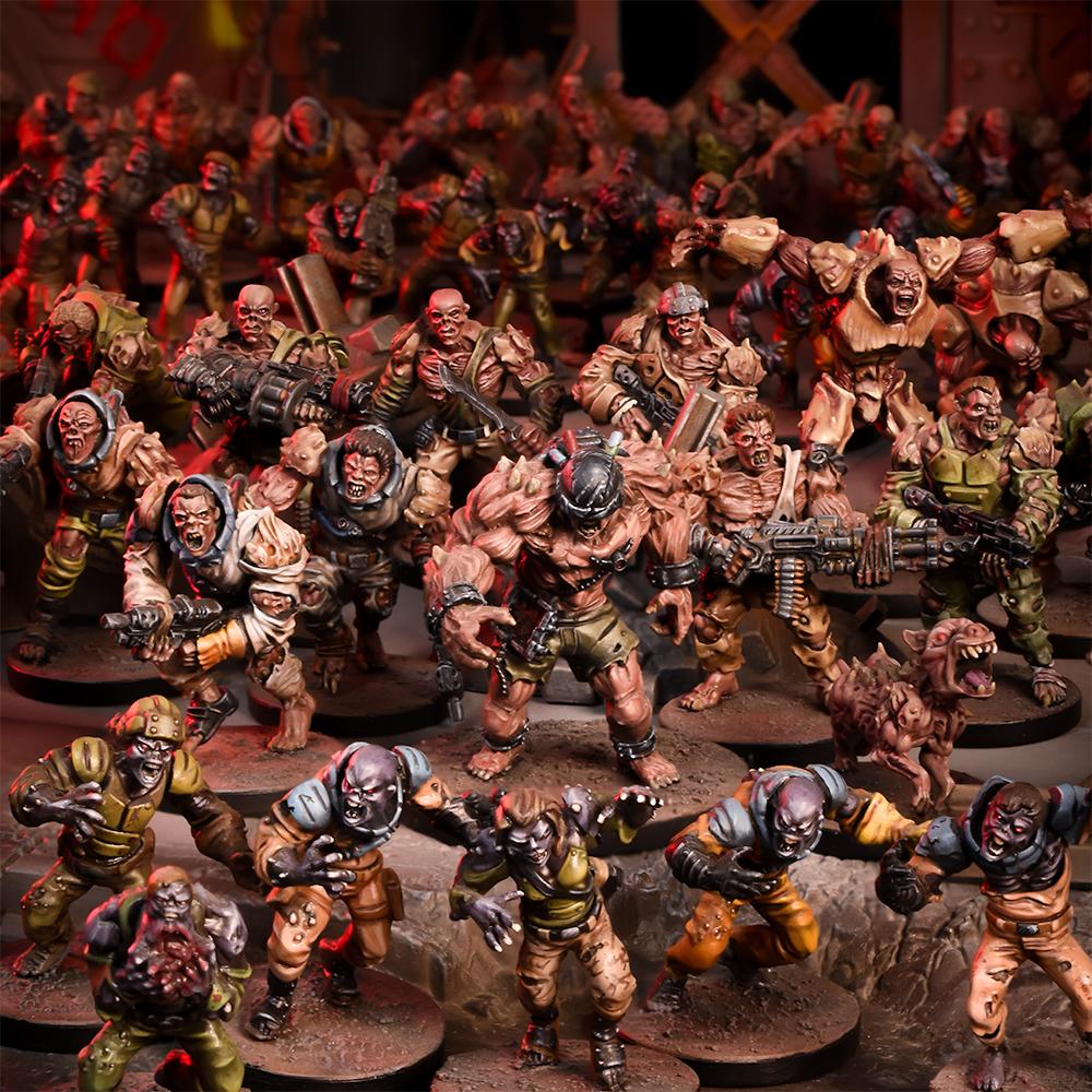 Plague Starter Force
