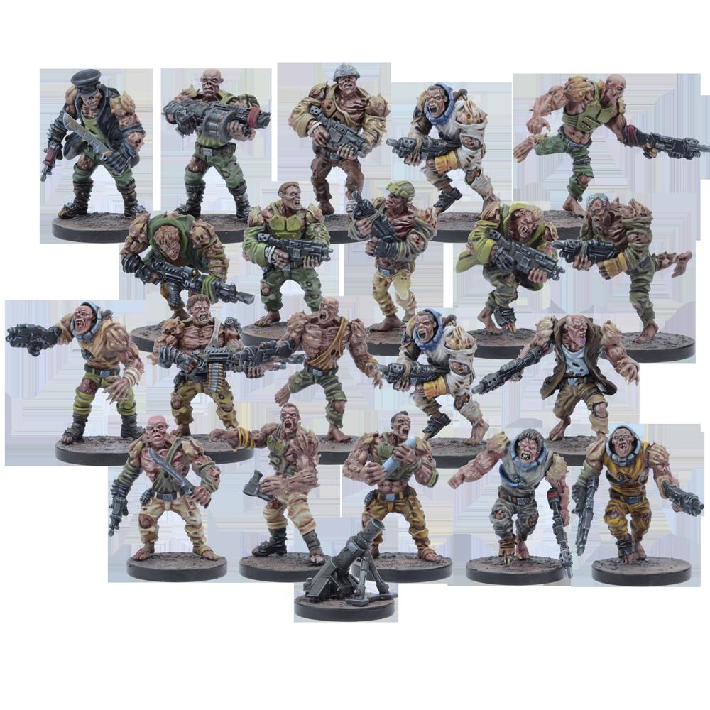 Plague 3rd Gen Troopers