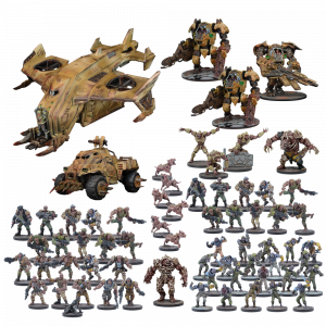 Plague Mega Force