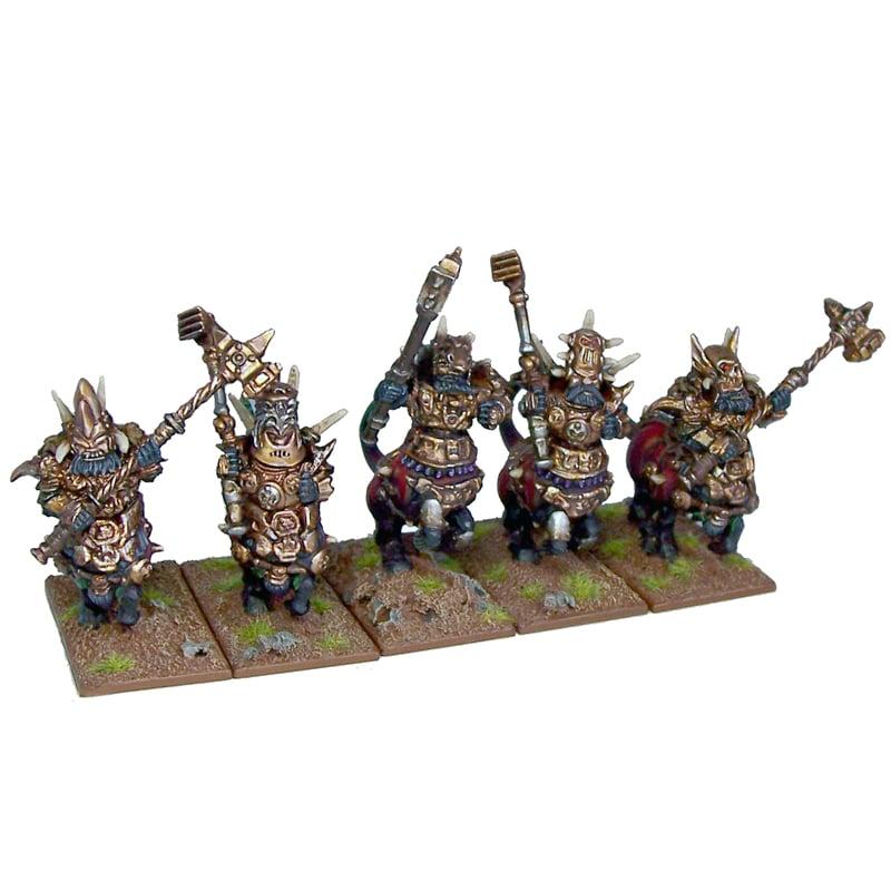 Abyssal Dwarf Halfbreeds Regiment
