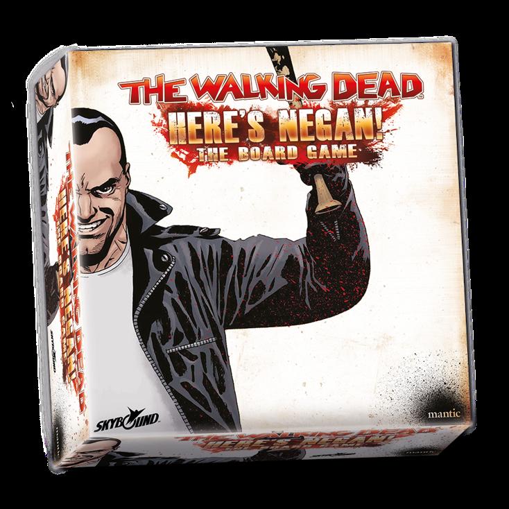 Here's Negan Board Game