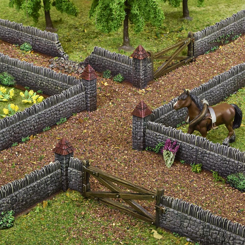 Battlefield Walls