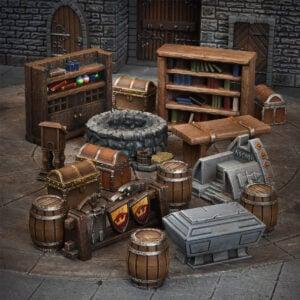Dungeon Essentials