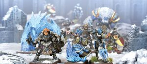 Northern Alliance Warband Booster