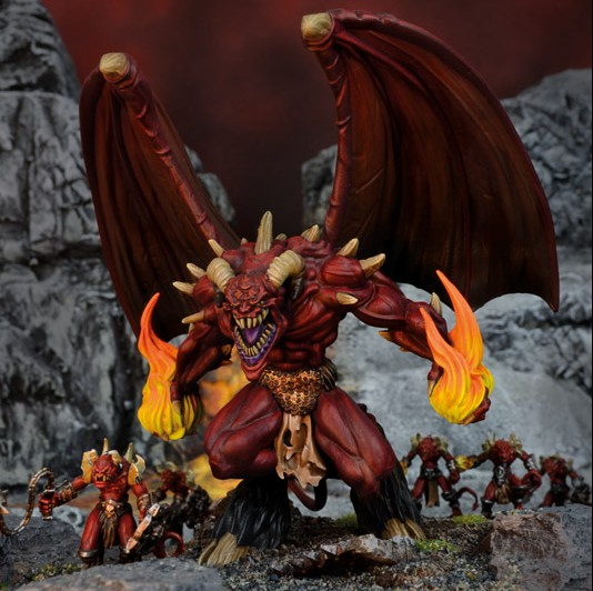 Forces of the Abyss Archfiend of the Abyss