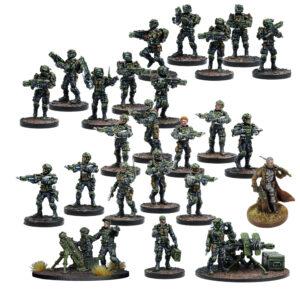GCPS Faction Starter