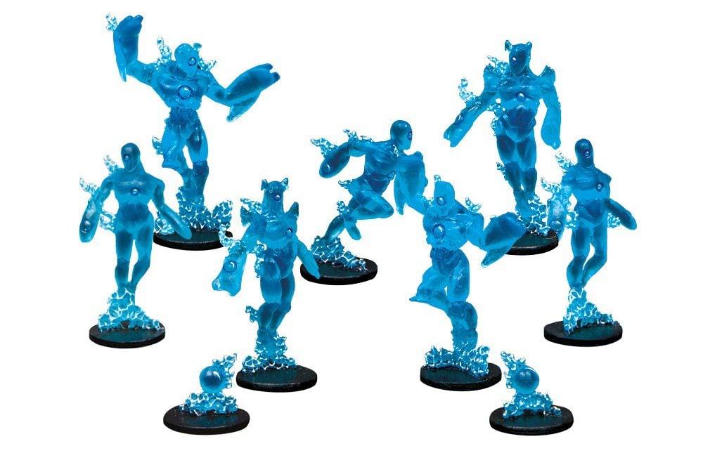 Glambek Ghosts AdaLorana Team (Mantic Direct)