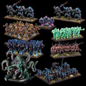 Nightstalker Mega Army
