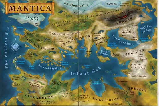 You can help shape the fate of Mantica