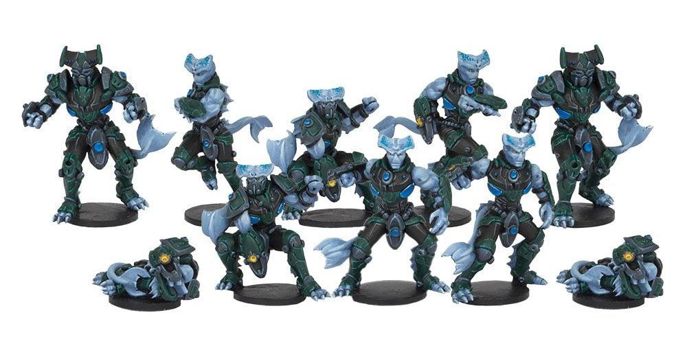 Nemion Oceanics Sphyr Team