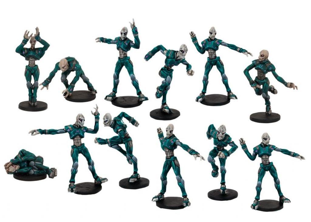 Pelgar Mystics Judwan Team