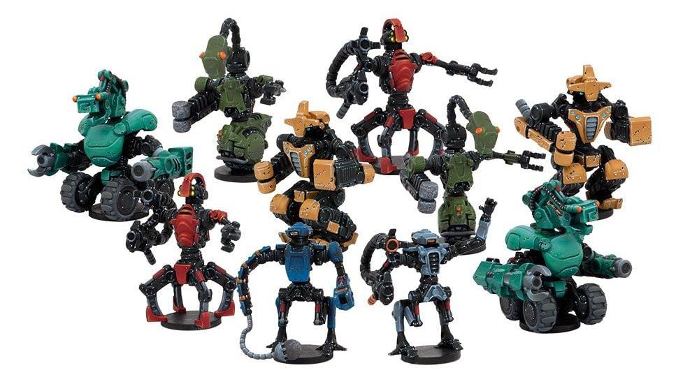 RoTek Brutes Mechanite Team