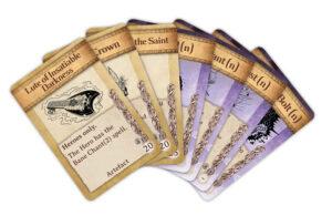 Artefact/Spell Cards