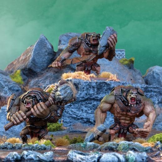 Orc Trolls Regiment