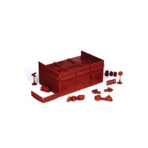Red Brick Terrain Convenience Store