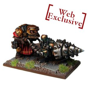 Dwarf Battle Driller