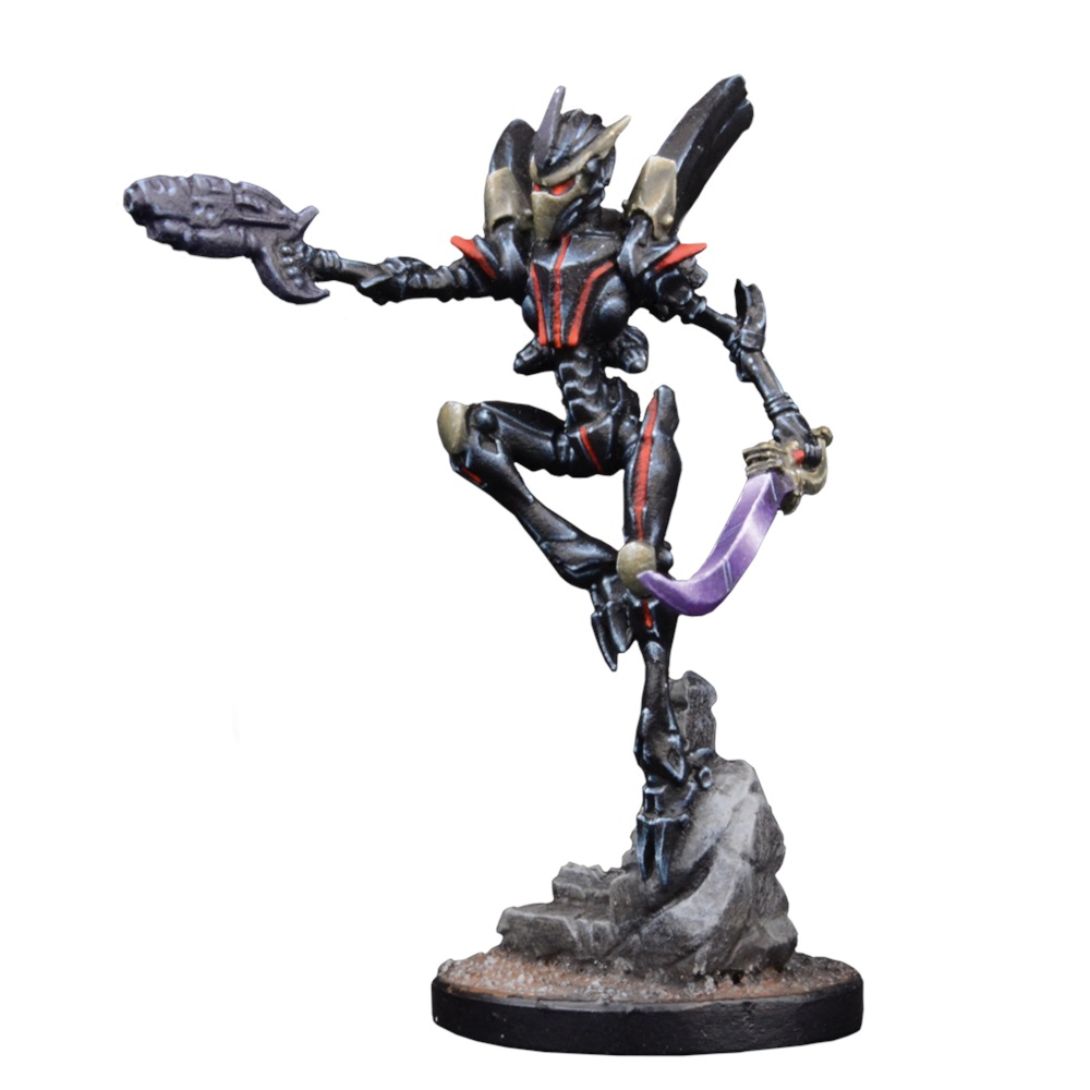 Asterian Black Talon Prime/Ten'Ur Go
