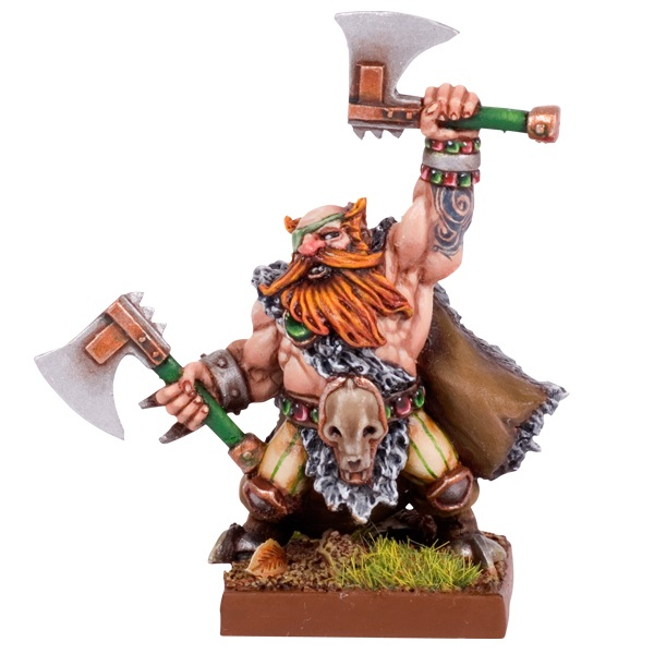 Dwarf Berserker Lord