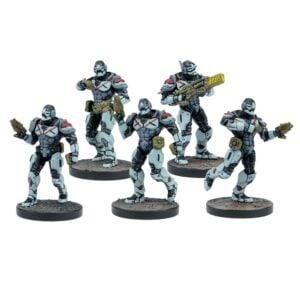 Enforcers Breach And Eradicate Upgrade pack