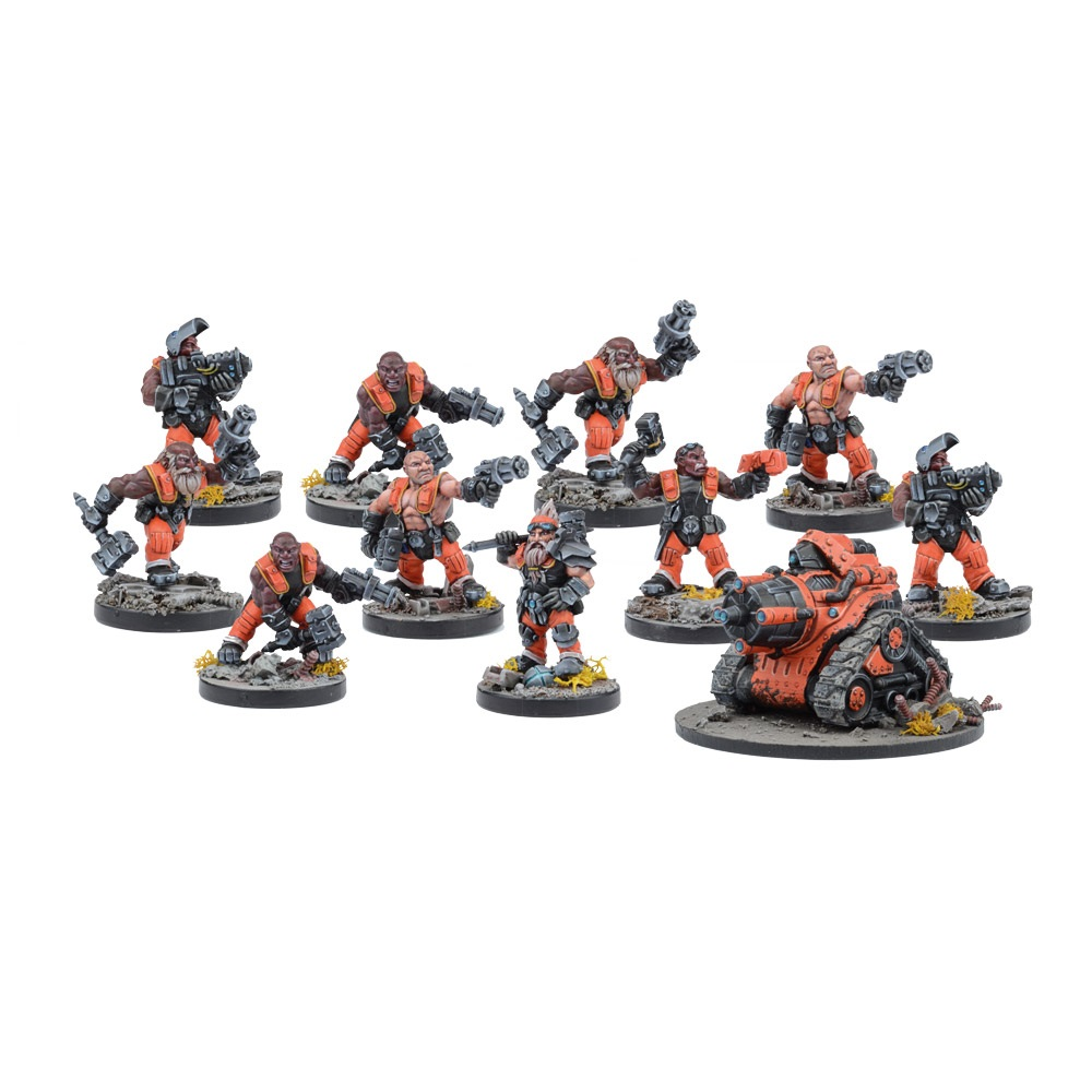 Forge Fathers Brokkrs
