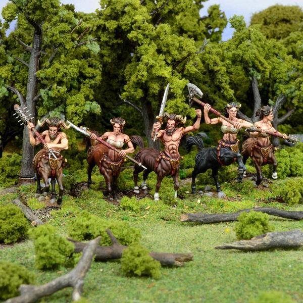 Forces of Nature Centaur Troop