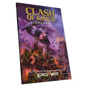 Clash of kings 2019 Book