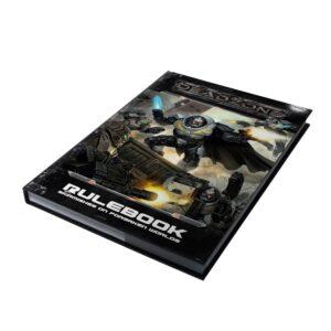 Deadzone 2nd Edition HardBack Rulebook