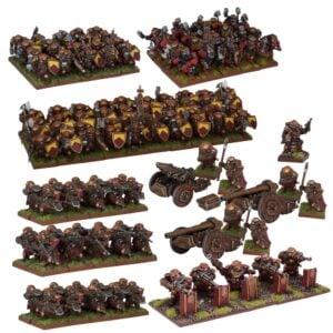 Dwarf Mega Army (2017)
