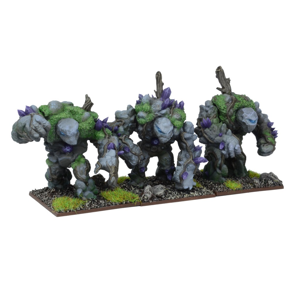 Forces of Nature Earth Elemental Regiment