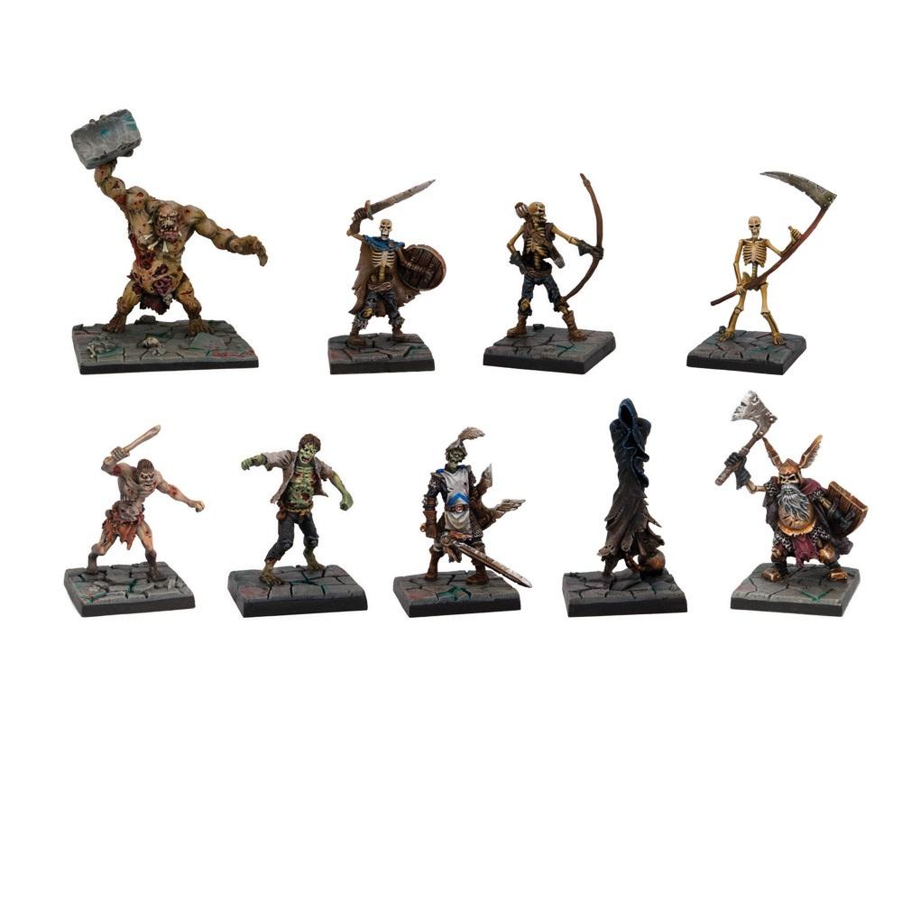 Evil Dead Miniatures Set