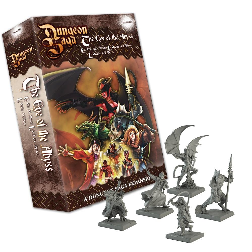 Dungeon Saga: Eye of the Abyss