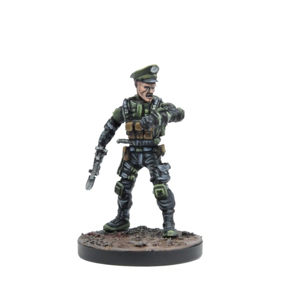 GCPS Lieutenant/Major Loren Chard