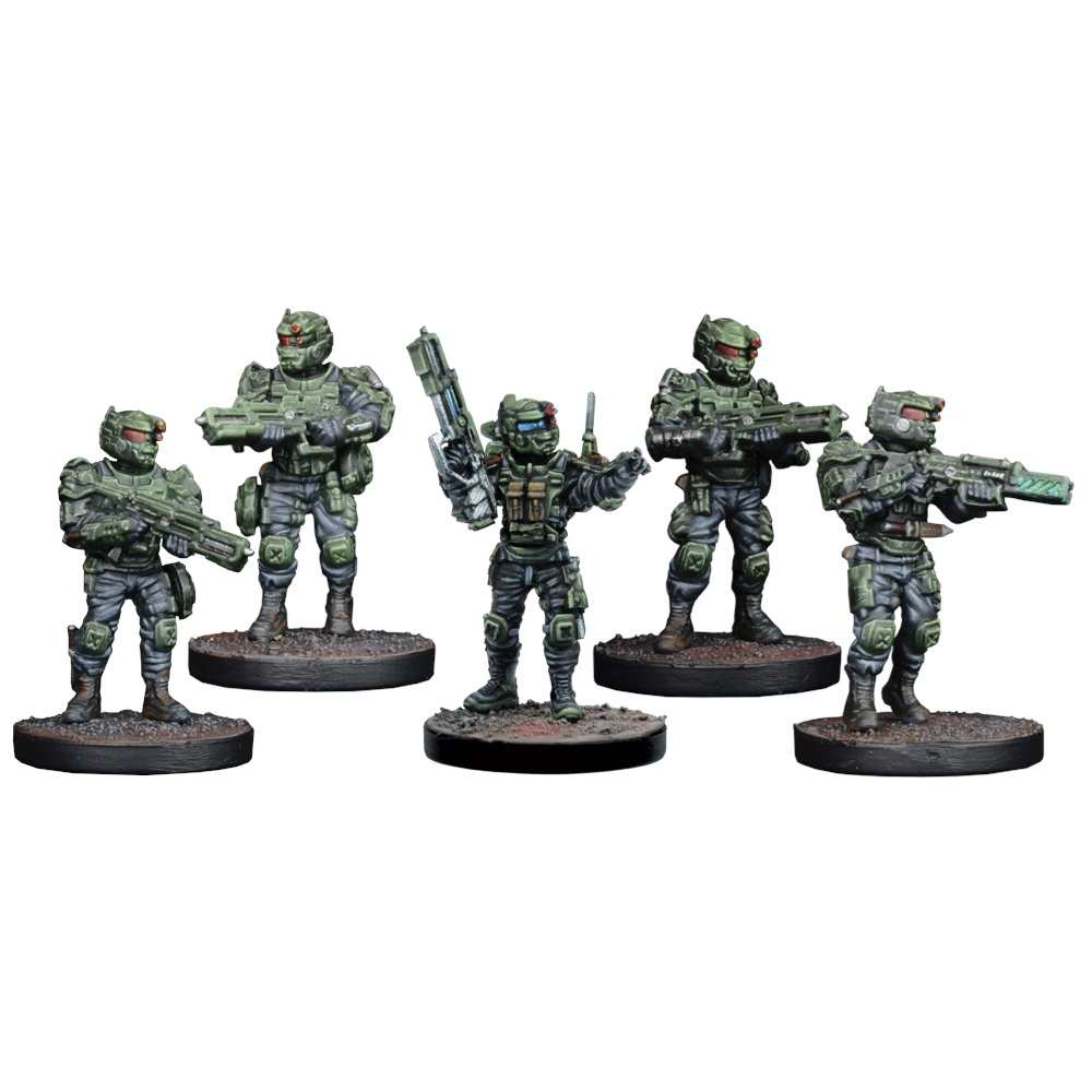 GCPS Ranger Sniper/Tank Hunter Team