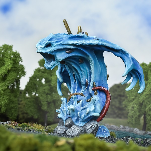 Trident Realm of Neritica Greater Water Elemental